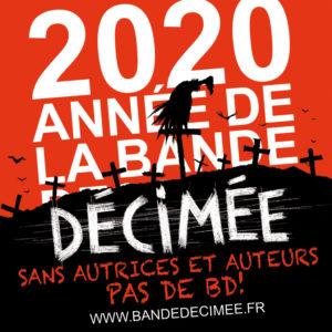 2020 année de la bande decimée